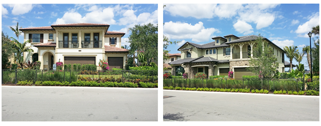 About new homes in Watercrest Parkland