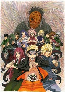 Naruto Shippuuden The Movie 6 : Road to Ninja