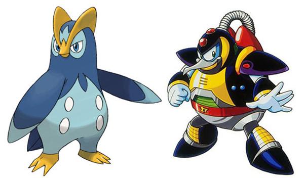 """Sự giống nhau """"kỳ lạ"""" giữa Pokémon và Mega Man X 9"""
