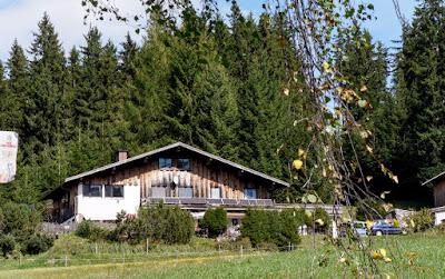 Strausbergütte Sonthofen Imberg Allgäu
