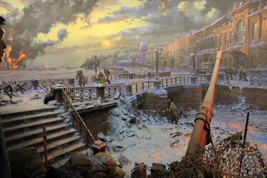 Visitar o PARQUE VITÓRIA de Moscovo | Rússia
