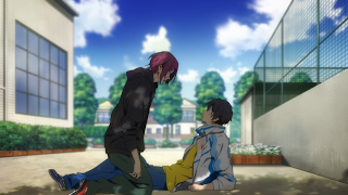 Free! Iwatobi Swim Club Episode 12 Screenshot 3