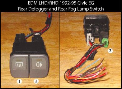 Eg Civic Fog Light Wiring Diagram Wiring Diagram Article