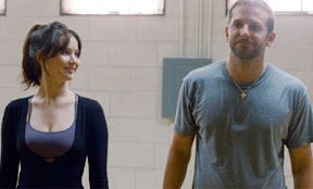 Silver Linings Playbook, Bradley Cooper, Jennifer Lawrence, bipolar disorder, movie, mental illness