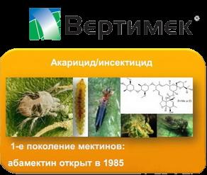 Препараты от болезней и вредителей