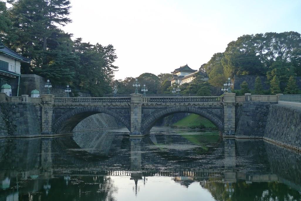 tokyo palais impérial nijubashi