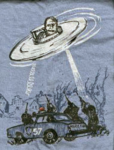 Kodiak Island Ufo Sighting Syracuse Police Ufo Attack