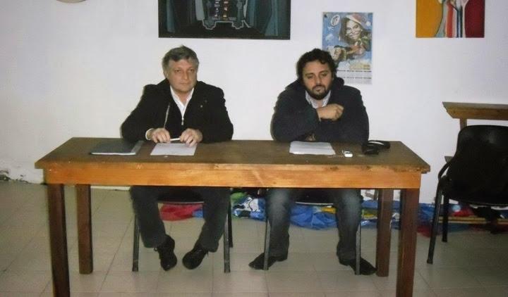 Registro Único de Trabajadores Guardavidas. La presentación estuvo a cargo de los Concejales del Frente para la Victoria Horacio Castelli y Luciano Lescano