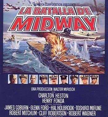 La batalla de Midway (1976, Jack Smight)