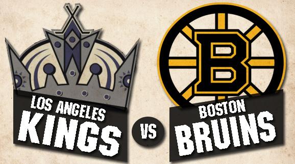 Bruins Kings Home