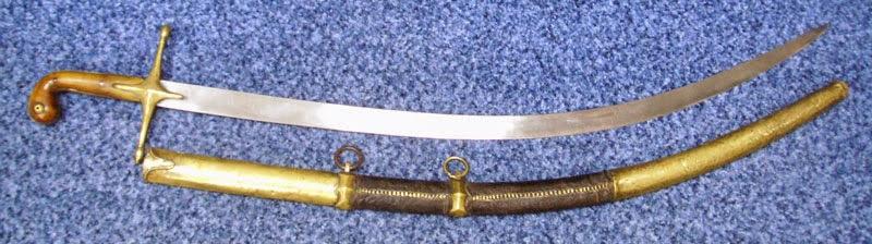 козацкая сабля