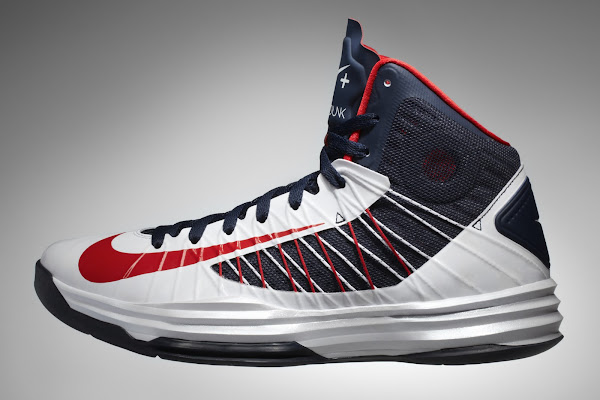 LeBron James to Wear Nike Hypedunk 2012 in London Olympics