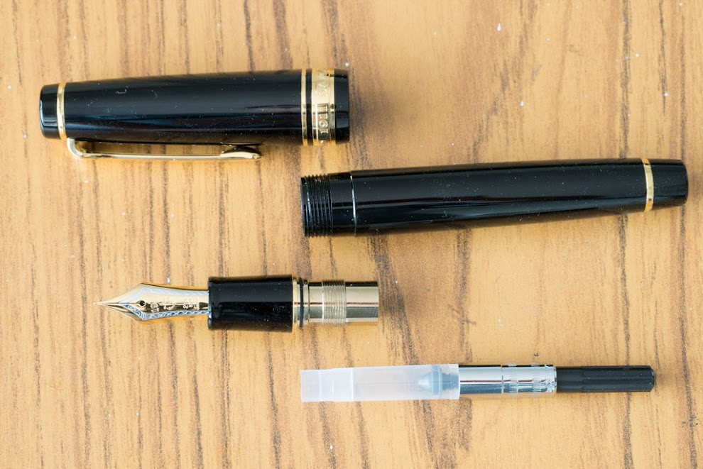 Sailor Professional Gear with 21K Medium Nib