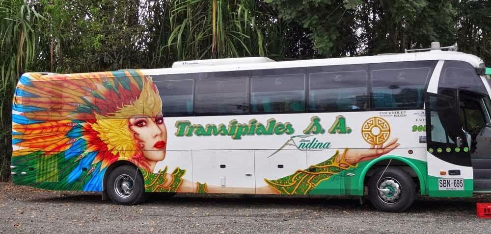 Transipiales bus