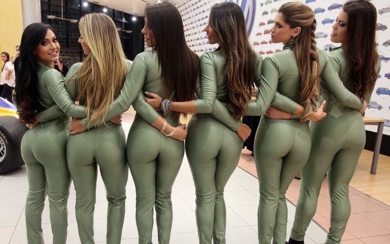 Meet the Grid Girls 3