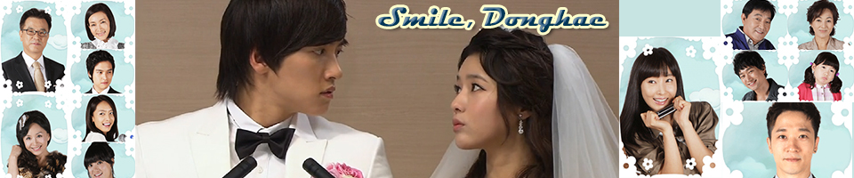 Smile, Donghae