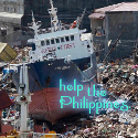 Help the Philippines.