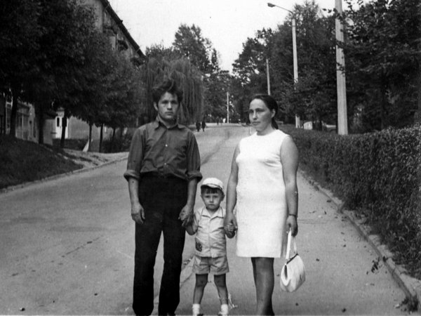 Черно-белые фото-архивы
