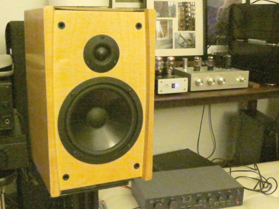 Cambridge Soundworks Newton M60 Bookshelf Speakers
