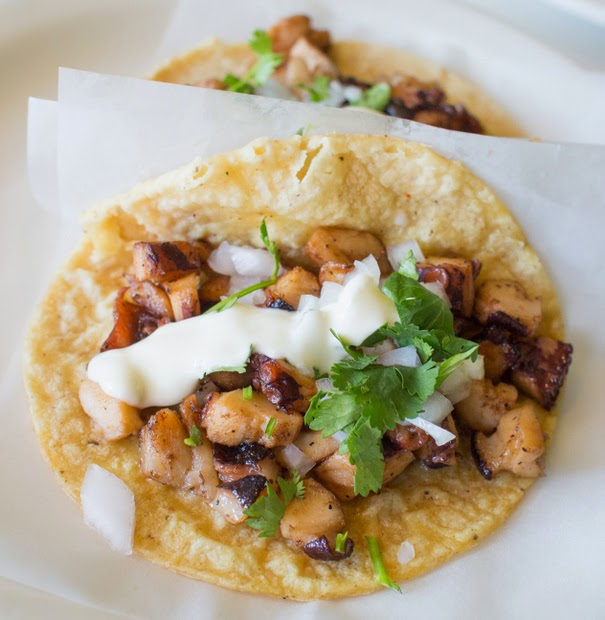 Fried Oyster Tacos Recipes — Dishmaps