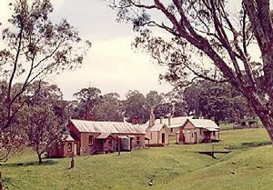 Worrock Station Homestead