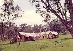 Worrock Station Homestead