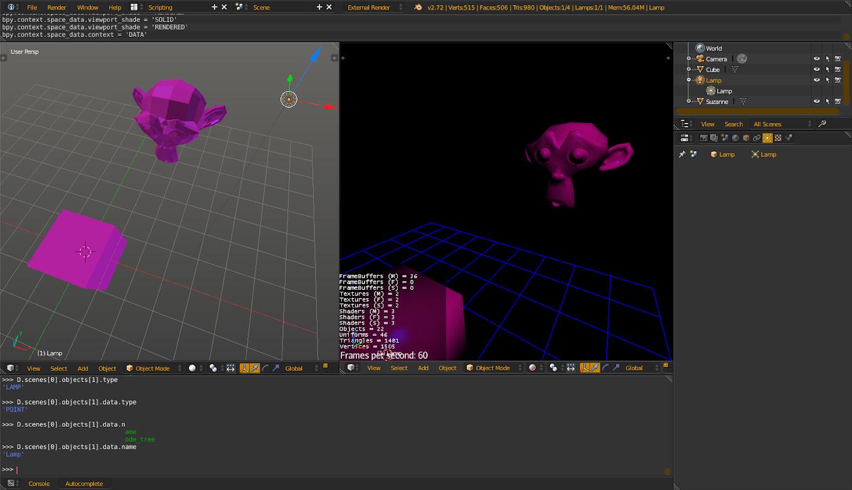 devlog] jme3 as blender renderer - User Code & Projects