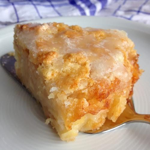 kleiner geschichteter Apfelkuchen [18 cm]