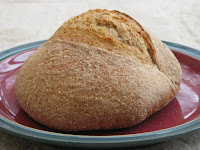 Bread like a stone