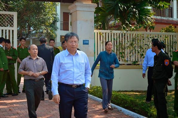 Ông Trần Thọ - Bí thư thành ủy Đà Nẵng