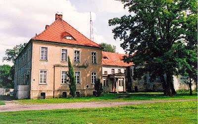 Pałac w Ręszowie