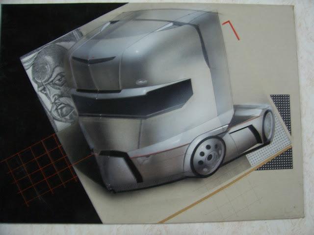О. Борисюк: проект автомобіля