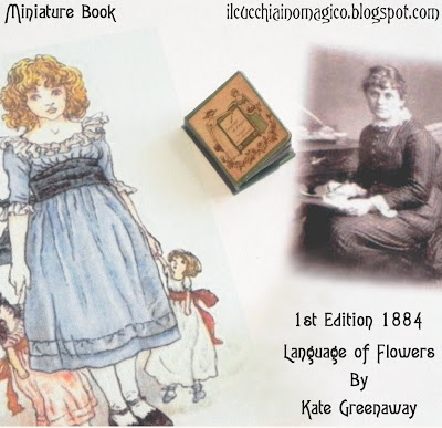 Kate Greenaway:The Language of Flowers