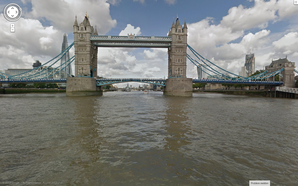 StreetView London Themse