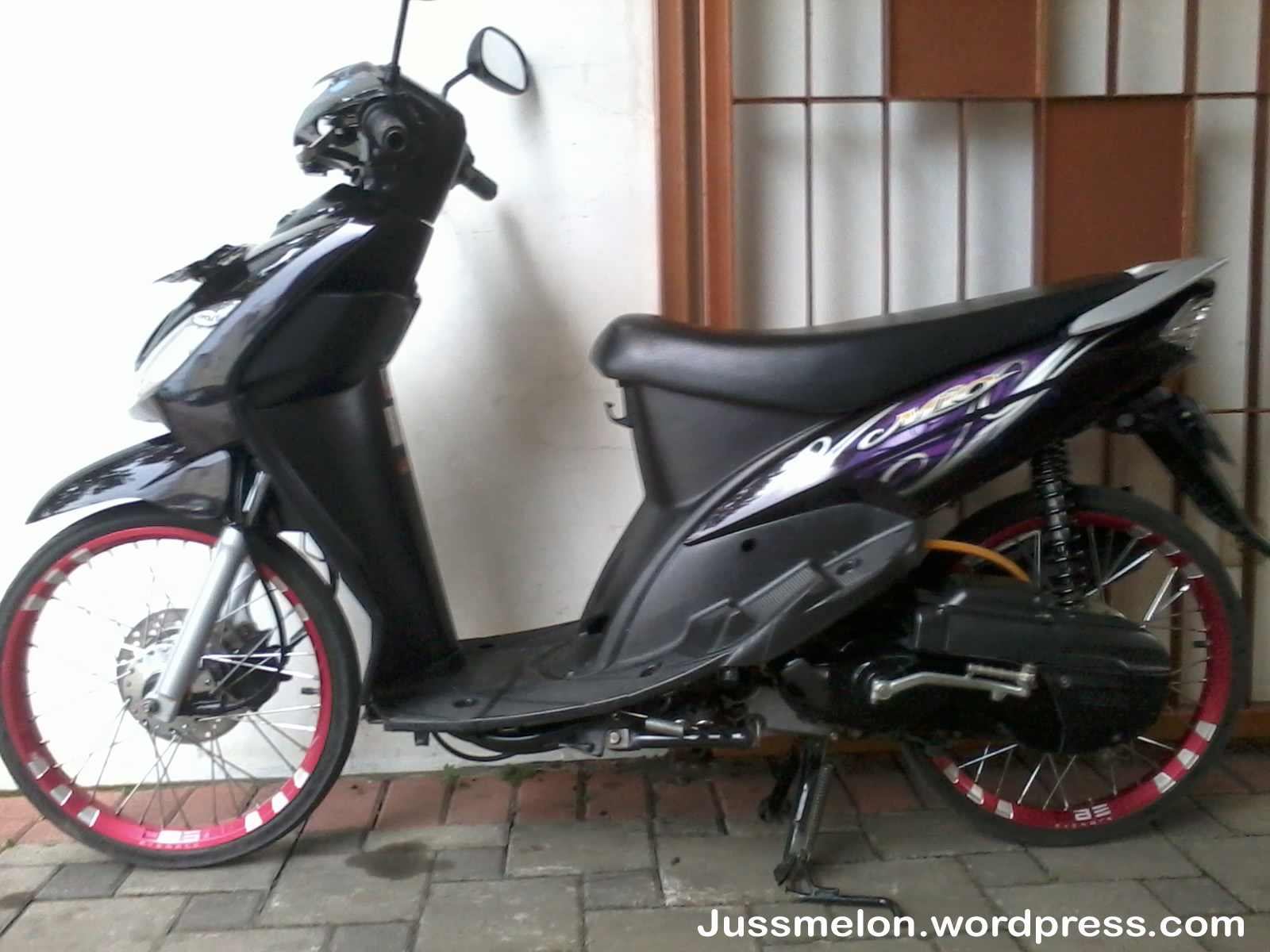 modifikasi mio sporty 2011