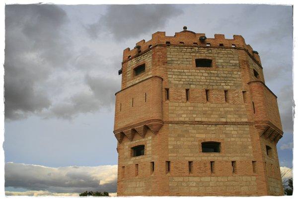 La Torre Monreal, Tudela