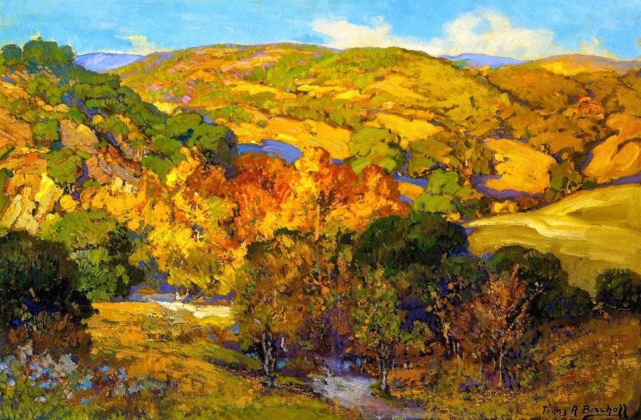 Franz Bischoff - Autumn Moods