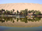 Sprachaufenthalt in Peru - Huacachina