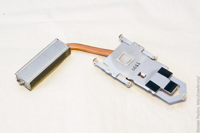 Как разобрать ноутбук Dell Inspiron 1525 45j
