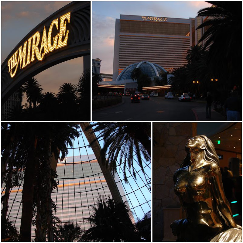 Las Vegas: Hotel Mirage