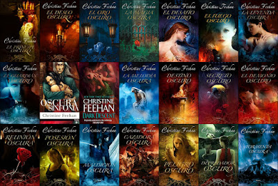 Dark Series Christine Feehan Pdf
