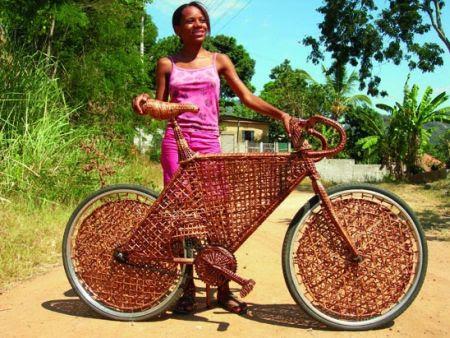 Natural Fiber Bicycle 1