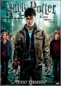 KPASKPAPSAKPSKPS Harry Potter e as Relíquias da Morte: Parte 2   DVD r OFICIAL