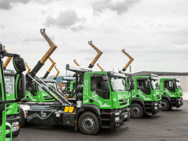 We Francji zakupiono 28 Iveco CNG dla usług komunalnych
