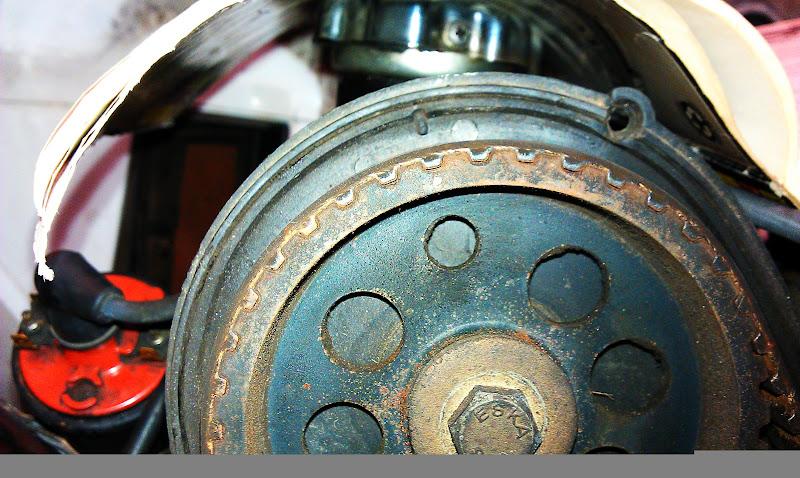 crank pulley creep (pics) - Turbobricks Forums