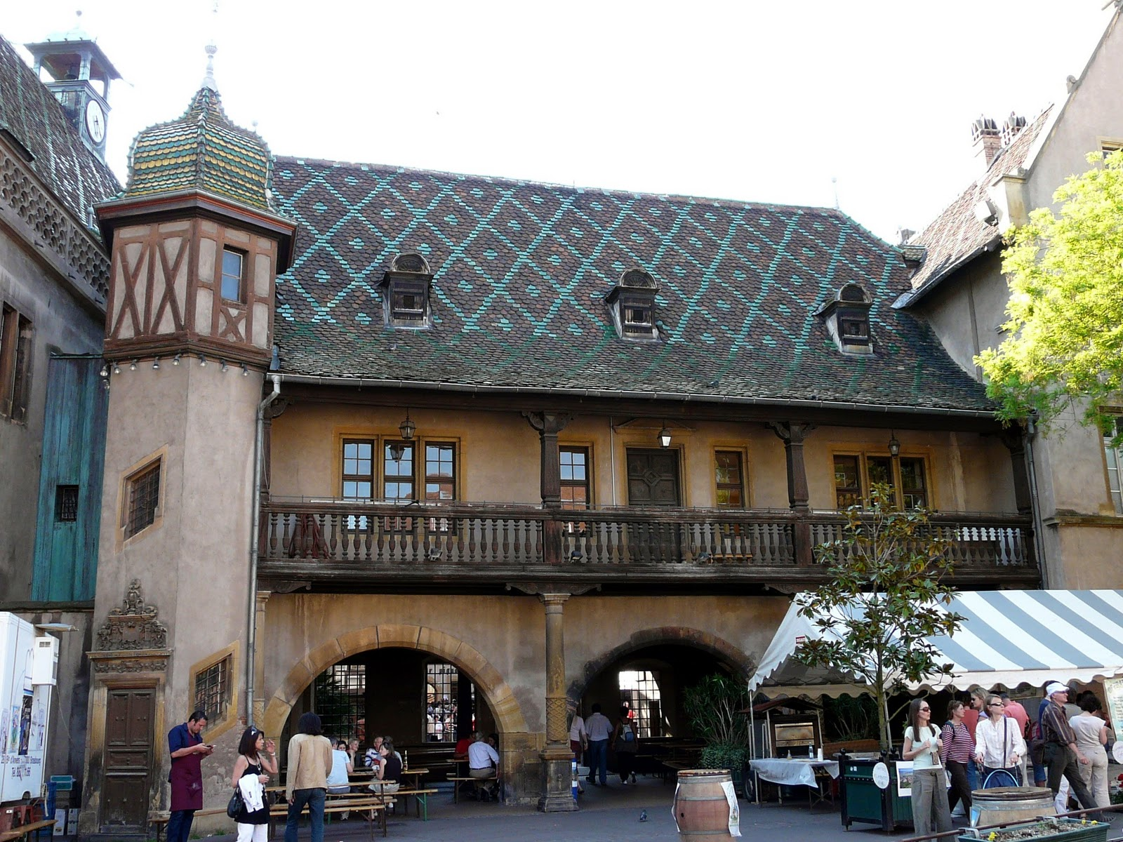 Mis viajes colmar francia for Colmar pictures