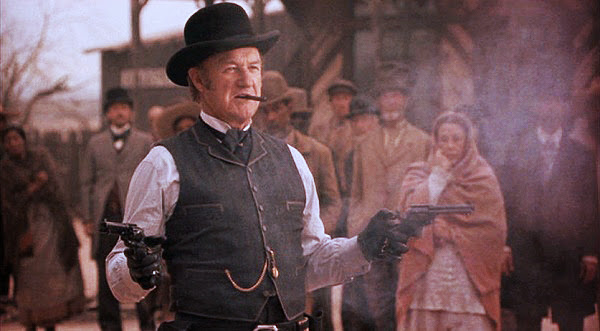 Gene Hackman - The Quick and the Dead