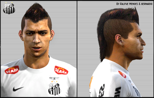 Thiago Alves Face - PES 2012