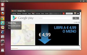 applicazione web creata con Google Chrome