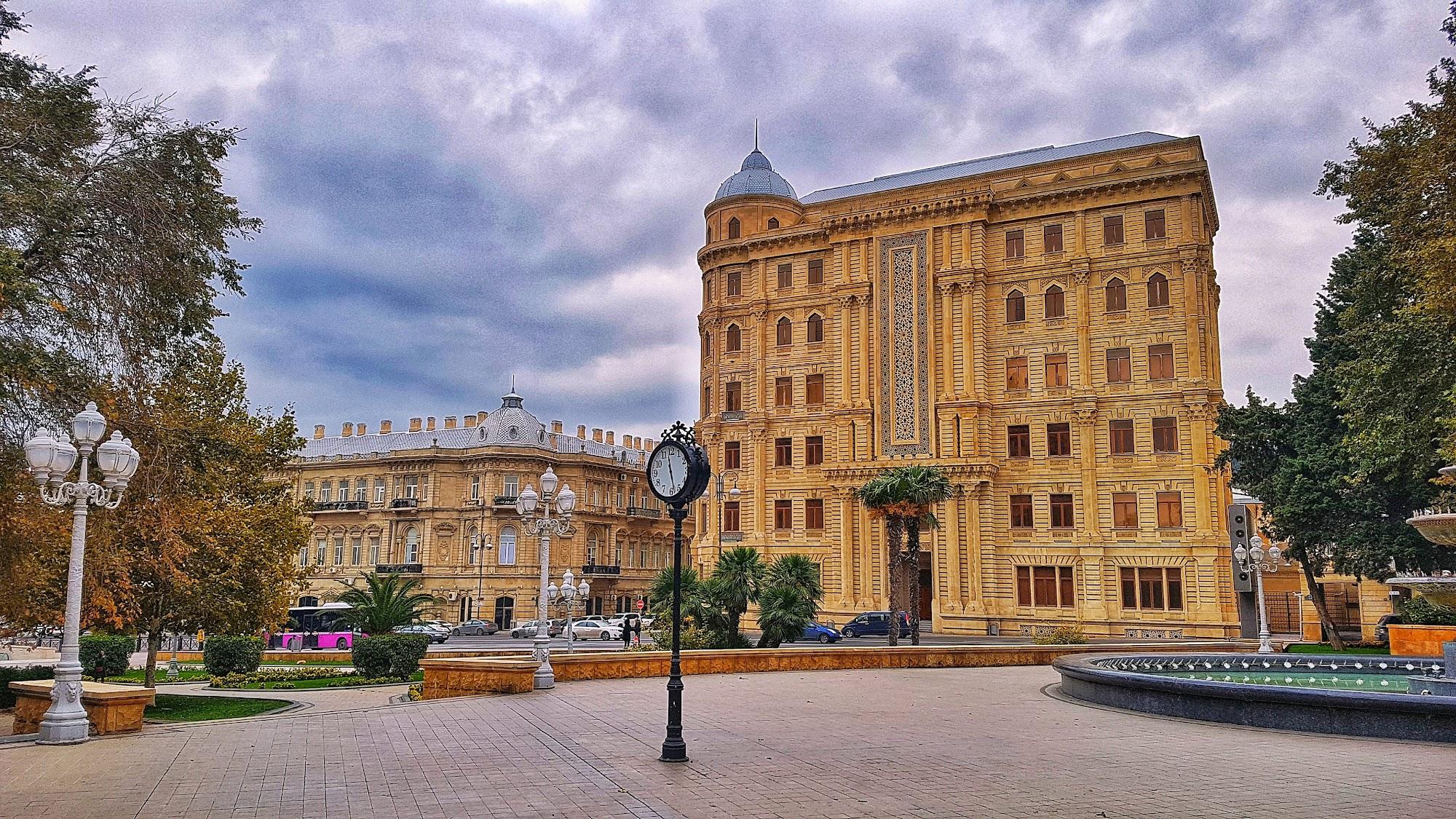 Reisinformatie Azerbeidzjan